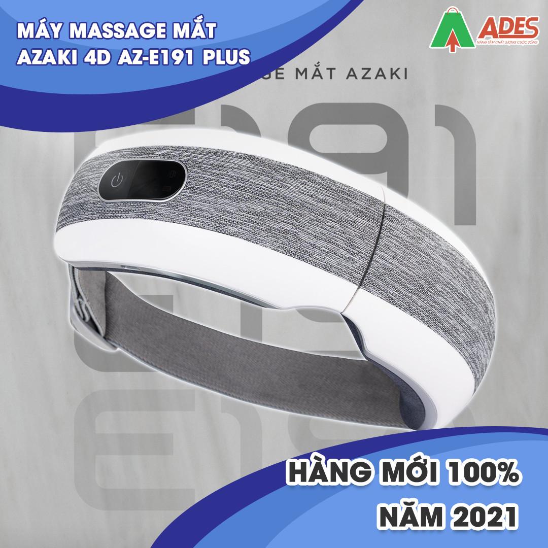 May Massage Azaki 4D AZ E191 Plus moi 2021